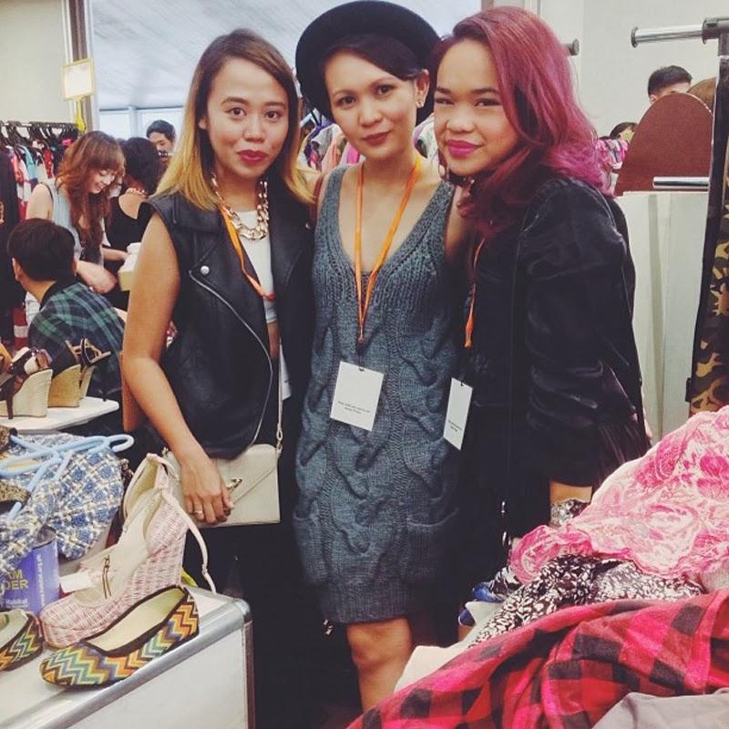 bloggers united six cebu fashion blogger eden villarba kookie buhain gizelle faye