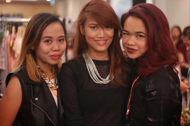 bloggers united six cebu fashion bloggers eden villarba aisa ipac gizelle faye