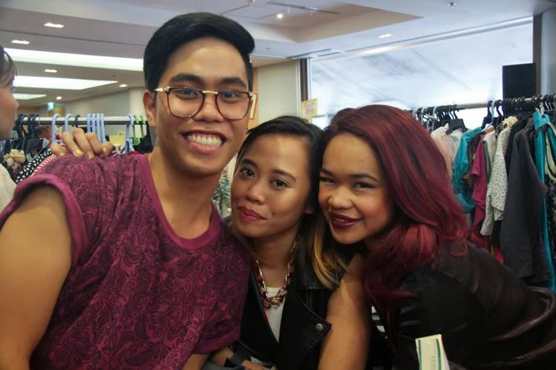 bloggers united six cebu fashion blogger argie alcantara eden villarba gizelle faye
