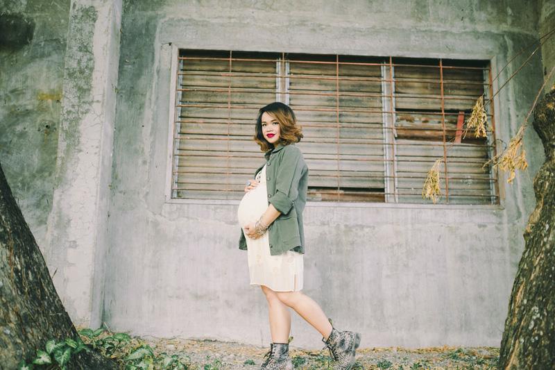 Cebu Fashion Blogger Gizelle Faye Cuckoo Cloud Concepts Blinkbox Photo Maternity OOTD_11