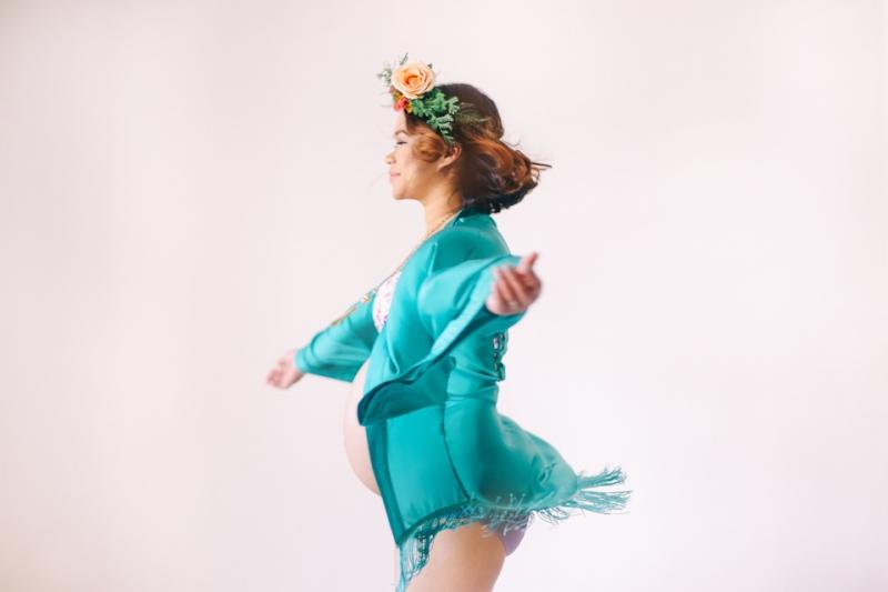 Cebu Fashion Blogger Cuckoo Cloud Concepts Gizelle Maternity Rainbowfish Photo Boudoir Bohemian-13
