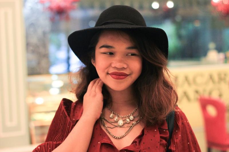 Gizelle Faye Cebu Fashion Blogger Hand Lettering Workshop Abbey Sy Joan and Klaire -3