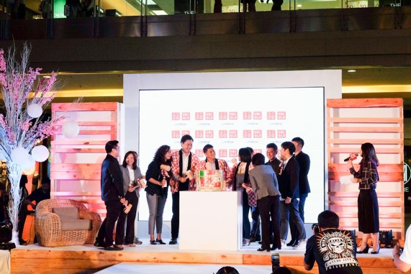 Gizelle Faye Girl Gone Cuckoo Cebu Fashion Bloggers We Are CFB Uniqlo SM Northwing Uniqlo Opening 2015-1