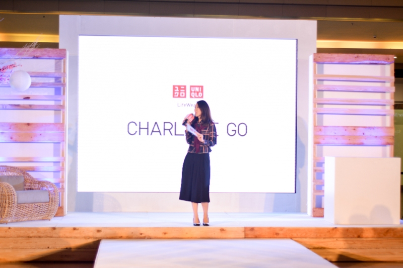 Gizelle Faye Girl Gone Cuckoo Cebu Fashion Bloggers We Are CFB Uniqlo SM Northwing Uniqlo Opening 2015-6