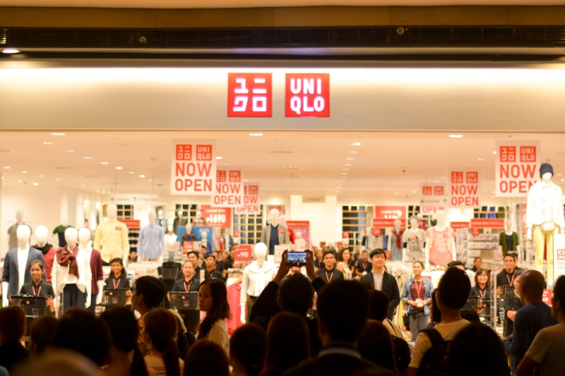 Gizelle Faye Girl Gone Cuckoo Cebu Fashion Bloggers We Are CFB Uniqlo SM Northwing Uniqlo Opening 2015-8