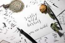 Cuckoo Cloud Concepts Gizelle Writes Nib Calligraphy BnB Editorial-1